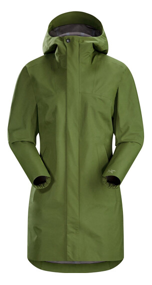Arc'teryx W's Codetta Coat Dark Moss
